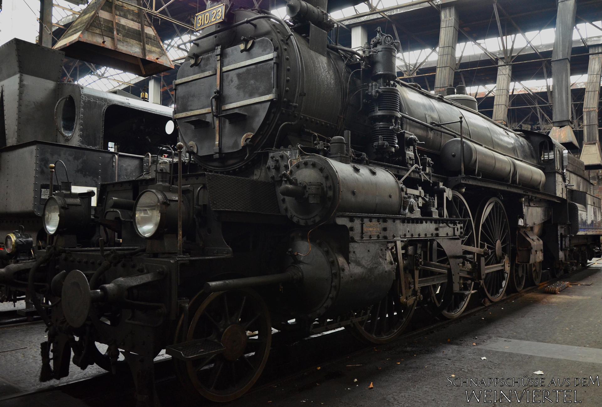 310.23 Dampflok